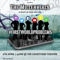 Anne-Sophie Marie in The Millennials: A night of new writing